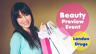 Biggest Unboxing Ever | LondonDrugs Beauty Preview 2014 Thumbnail