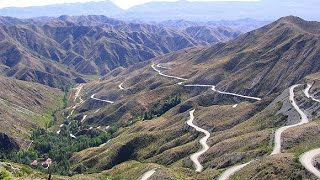 Ruta 52 - Camino Caracoles Villavicencio  Uspallata Mendoza