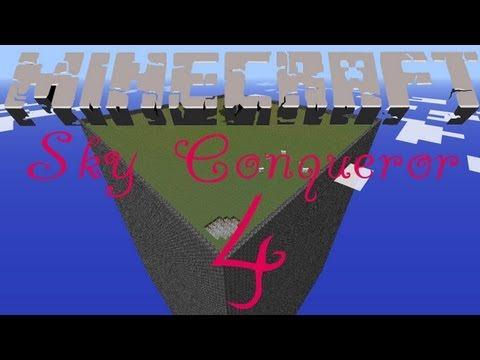 ❤ Minecraft Custom Maps - Sky Conqueror Episode 4