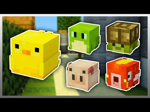 ✔️ Create MINI PETS in Minecraft! (Tutorial Included)