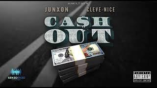 Junxon & Cleve-Nice - Cash Out [Audio Visualizer]