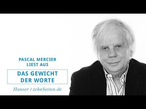 Das Gewicht der Worte YouTube Hörbuch Trailer auf Deutsch