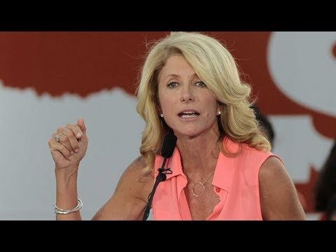 Wendy Davis To Run For Texas Governor