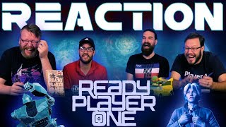 Ready Player One (2018) MOVIE REACTION!!