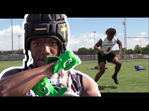 Texas High School Football |🔥🔥 Cam Lampkin ' 19 | Poteet H.S (Mesquite,)  Junior Year Spotlight