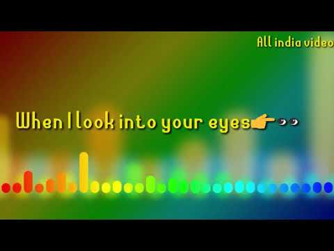 When I Look Into Your Eyes English Whatsapp Love Status 2018