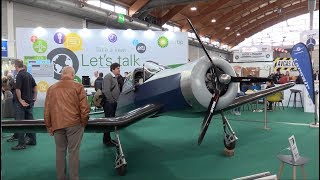 Cool Microlight Carbon Fiber Corsair