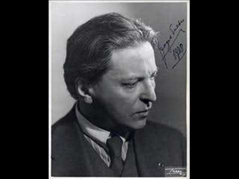 George Enescu,  Balada pentru vioara