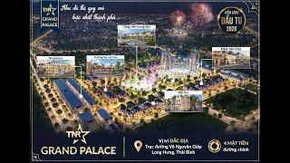 Thời sự tỉnh Thái Bình đưa tin về Tnr Grand Palace Thái Bình tnrthaibinh.net