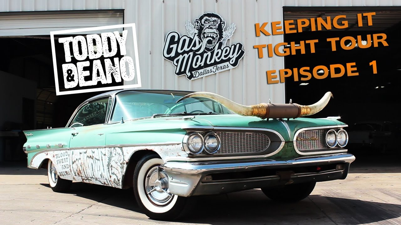 Toddy And Deano S Keeping It Tight Tour Episode 1 Youtube