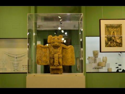 Recorrido 360º por el Museo Popol Vuh - YouTube