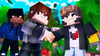Minecraft: ALIANÇA COM O MELHOR CLAN DO SERVIDOR - RANK UP RESET #14