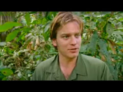 Check for Snakes! - Ewan McGregor in the Jungle - BBC