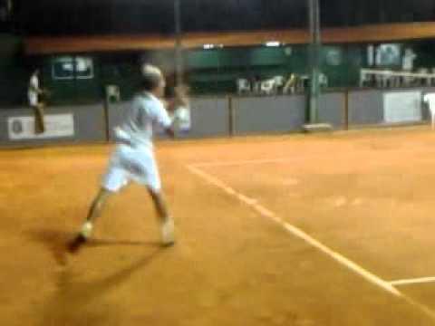 João Pedro Sorgi x Caio Zampieri - ITF - Future Fortaleza 2011 - Parte 1