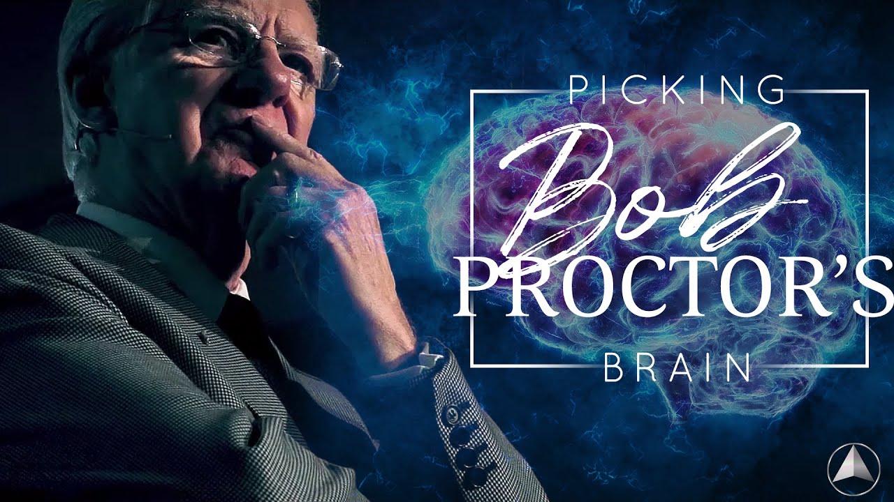 Picking Bob Proctor's Brain with Mykie Stiller & Tommy Collier