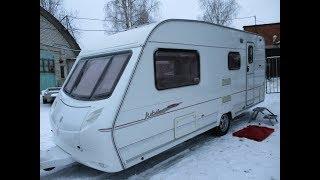 Дом на колёсах,кемпер,автодом,жилой прицеп,караван ACE JUBILEE 2006 года пять мест
