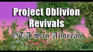 gta san andreas project oblivion revivals demo bsor tbsa новая растительность