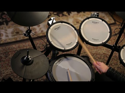 Roland TD-17 Electronic Drum Set