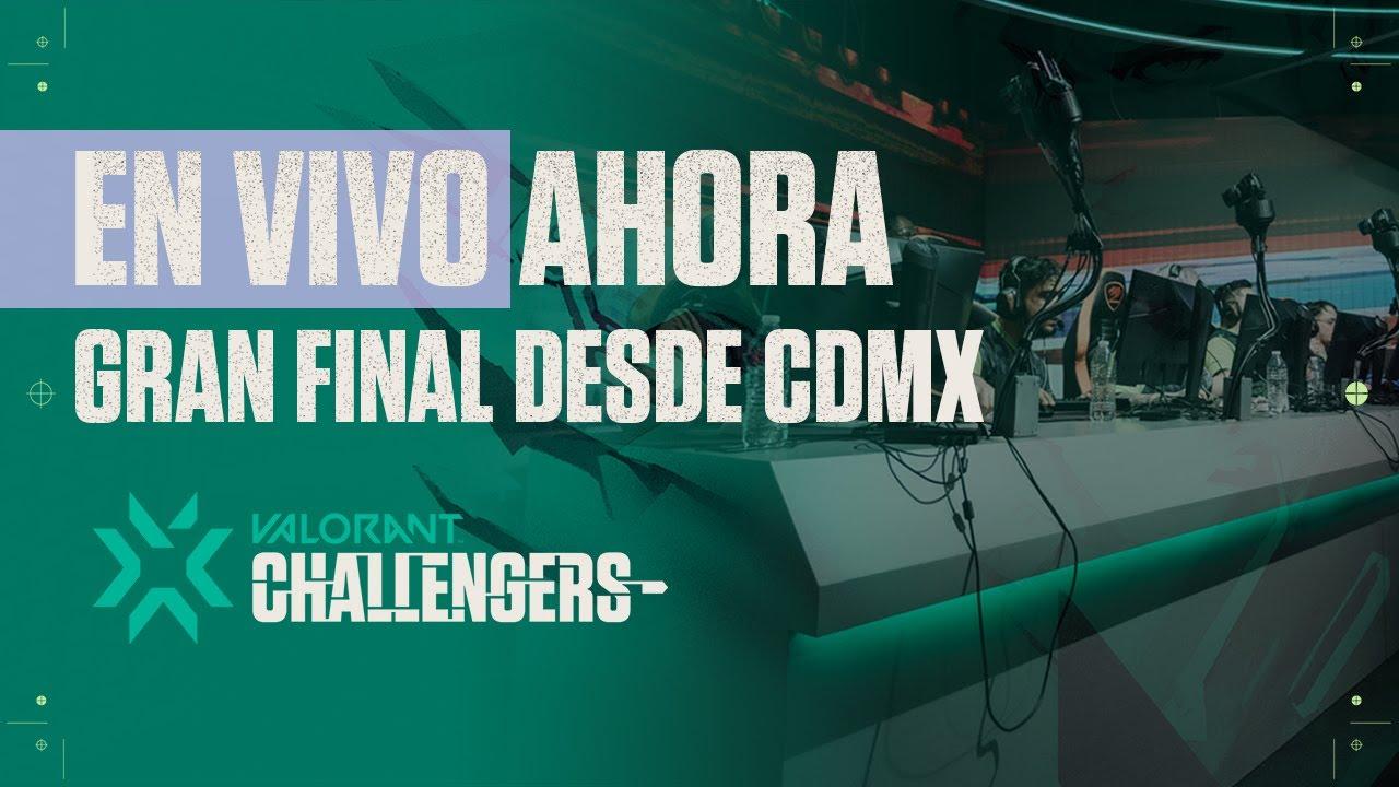 Download VALORANT Champions Tour Stage 3 - Challengers Playoffs LATAM - Gran Final - Día 3/3