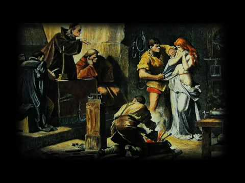 Torture instruments of the catholic inquisition   Part1