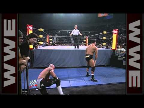 Halloween Havoc 1996: Dean Malenko vs. Rey Mysterio