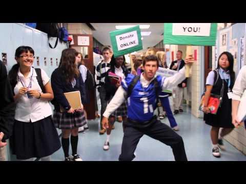 North Texas Giving Day 2014 - Nolan Catholic High School