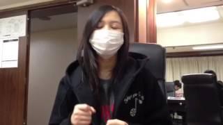 2012.12.22東京女子流 日本武道館公演!リーダー山邊未夢さんのコメント...