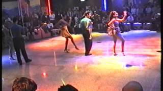 Jala Jala dancers -  Varsity Drag Mambo