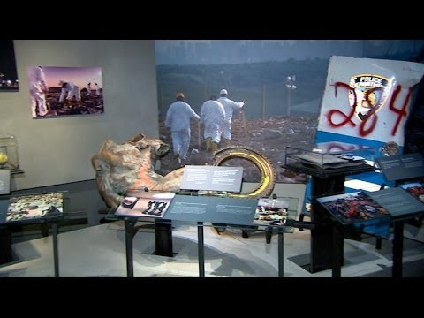 The 911 Memorial Museum gift shops tasteless souvenirs