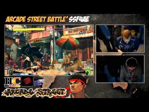 Arcade Street battle #3 2vs2 ! Popi / MisterMV / Joselespadon / Lior / Saunic . Valmaster