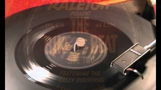 Rally Rounders (The Outlaws)(Joe Meek)  - The Bike Beat (Parts 1 & 2)- 1964 45rpm