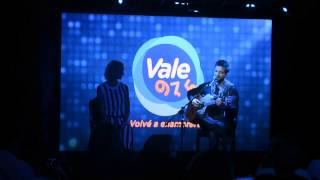 Pablo Alboran- Vale Acústico- Gracias