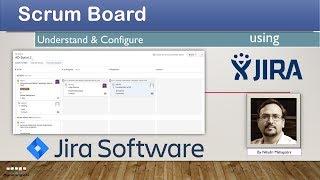 Configuring Scrum Board in Jira