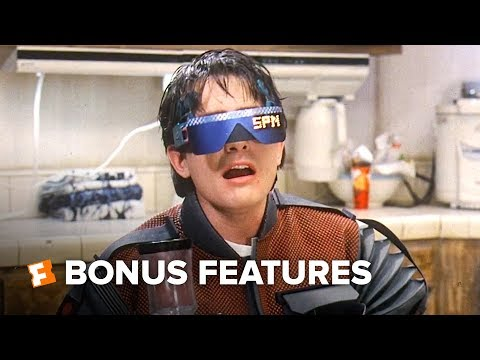 Back To The Future Part II ALL Deleted Scenes + Bloopers (1989) | FandangoNOW Extras