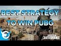 Finding the BEST Strategy to WIN PUBG - TRAINING ROOM ADVANCED GAMEPLAY GUIDE