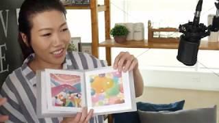 一起來創作和諧粉彩畫吧~粉彩手創達人 Ivy教你自我認同的療癒藝術