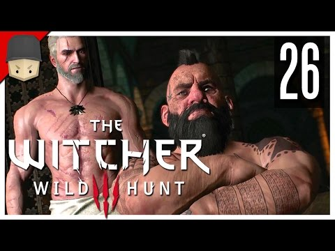 The Witcher 3: Wild Hunt - Ep.26 : The Bath House! (The Witcher 3 Gameplay / Walkthrough)