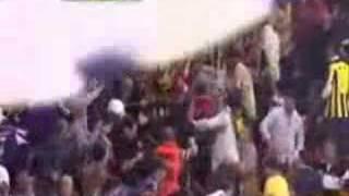 Riots at Anderlecht - Fenerbahce