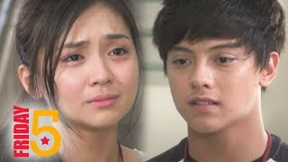 Video FRIDAY 5: Chichay & Joaquin Most Heartbreaking Moments in Got to Believe download MP3, 3GP, MP4, WEBM, AVI, FLV Januari 2018