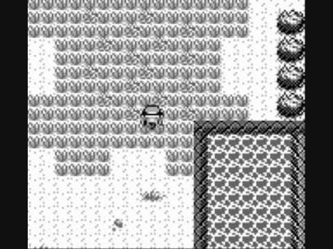 Pokemon Blue Part 60: HM 03 Surf