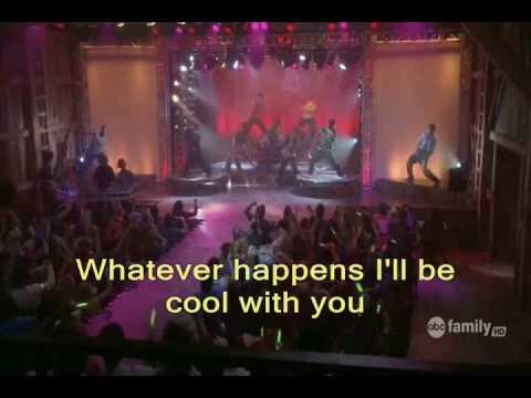 "Camp Rock ""Hasta La Vista"" *with lyrics*"