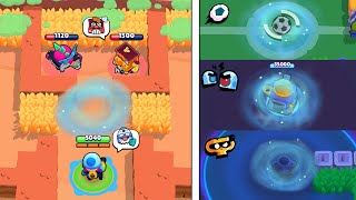 New OP Gadget! TRAP & CHEESE 🧀 Brawl Stars Funny Moments & Wins & Fails & Glitches ep.378