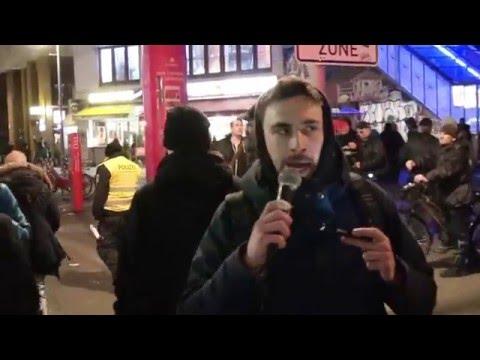 Transnational Social Strike 13: Oranienplatz - selforganized  refugeecamp (2012-2014)