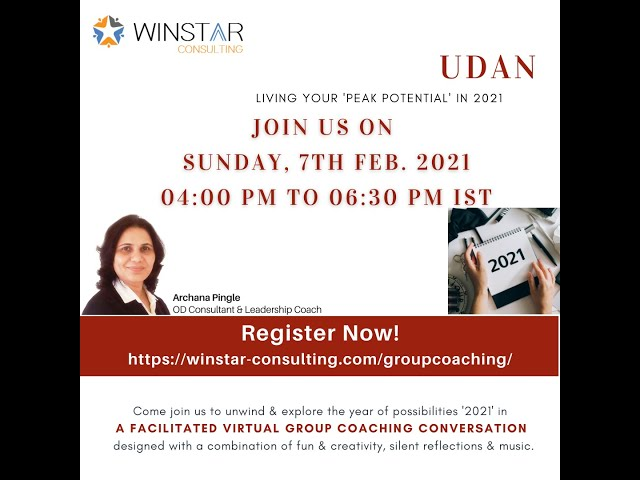 How to Unlock Your Peak Potential? 3 months - 12 Modules - Group Coaching Program Details