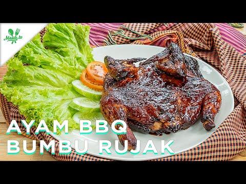 Ayam BBQ Bumbu Rujak