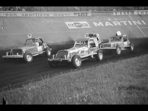 Moments to Remember (40) EK speedway 1968 Amsterdam