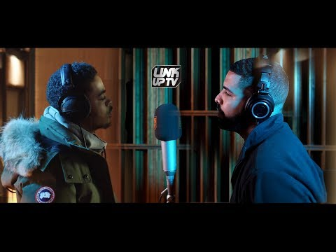 Drake x Loski - Behind Barz 2.0 | Link Up TV [Prod. McMemzy]