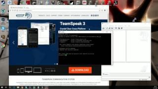 Как установить свой Тимспик сервер на Линукс Убунту 16 (VPS гайд)(, 2017-01-20T04:48:32.000Z)