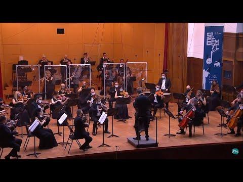 Beethoven: Symphony No.7 (Mov 1) / Sudjic / Simfonijski orkestar RTS