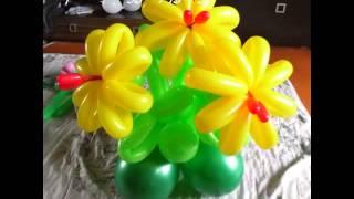 Фигуры из воздушных шаров 4))) Видео от Mr Радость(http://ok.ru/marishka.gerasimovavip1 - Одноклассники https://vk.com/id147566391 - Вконтакте., 2015-02-07T11:25:56.000Z)